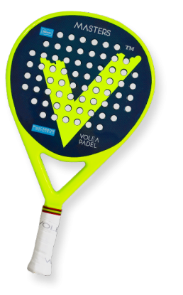 Volea padel racket Masters - speed and precision.